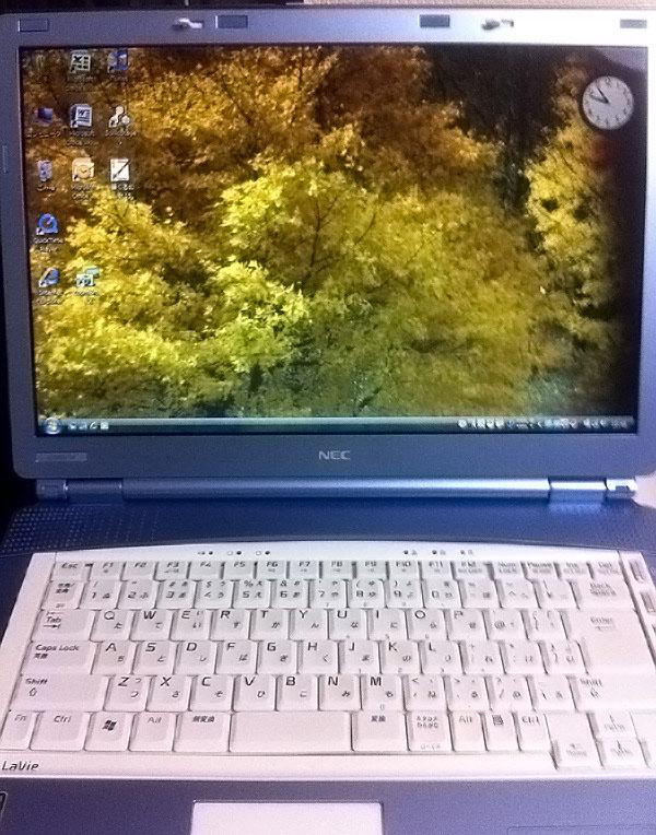 NEC Lavie LL560/M