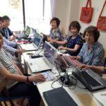 コミュニティ・カフェ『おひさま』 パソコン教室