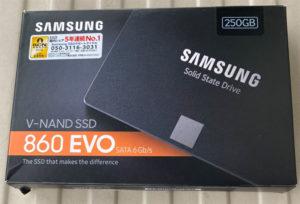 SAMSUNG 860EVO GB