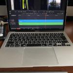 M1 MacBook Airの操作感はビッグiPhone